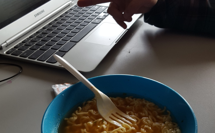 The Ramen Epidemic: Part 1, How it Began